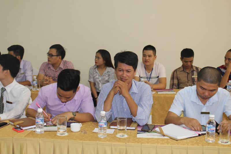 Buổi họp thứ 8 của VEC Diamonds Group