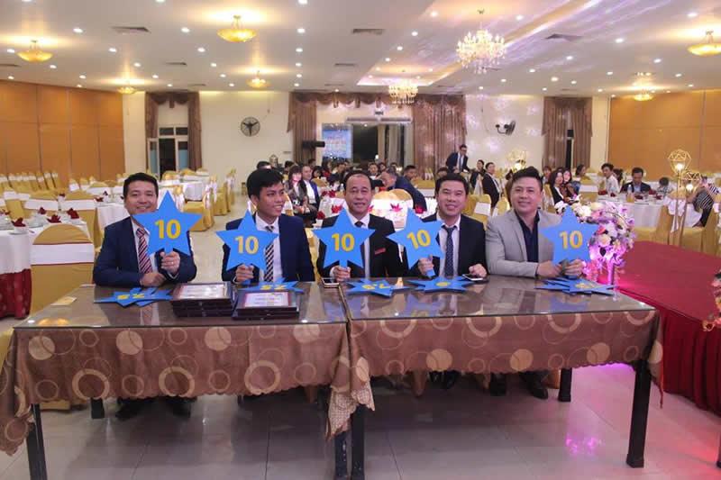 VEC Diamonds Group tổ chức đêm Gala Dinner Chào Xuân 2019