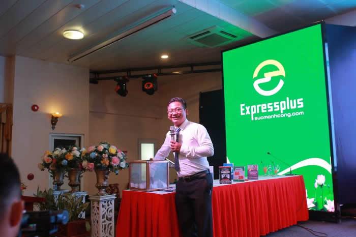 Ra mắt hệ thống ExpressPlus - ứng dụng thông minh hỗ trợ đầu ra cho doanh nghiệp