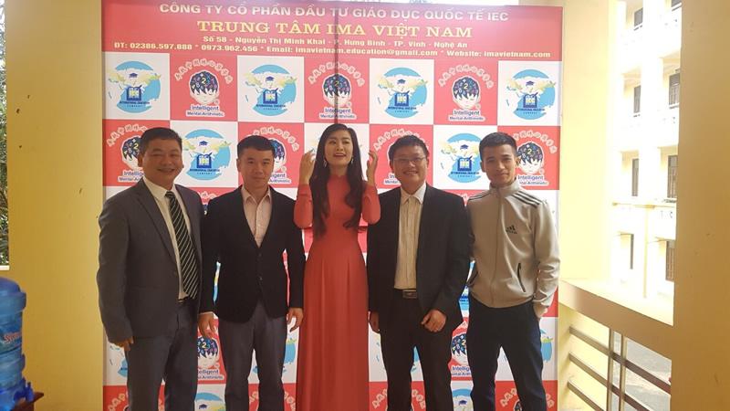 Ký kết Hợp đồng chương trình bàn tính và số học trí tuệ IMA với Tập đoàn giáo dục IMA Malaysia