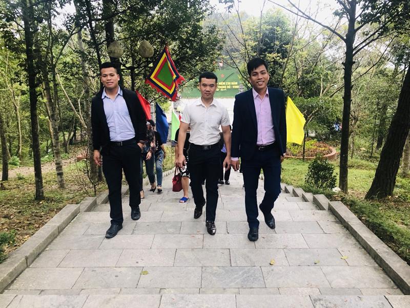 Buổi sinh hoạt đầu năm 2019 của VEC