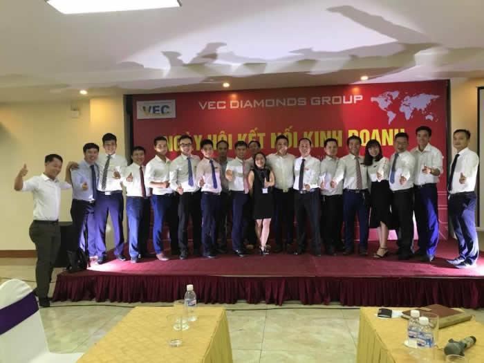 Ngày hội kết nối kinh doanh VEC Diamonds Group