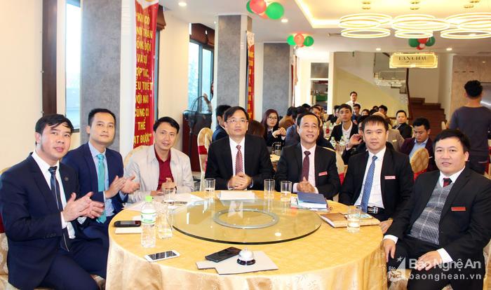 36 doanh nghiệp Nghệ An tham gia VEC STARS GROUP