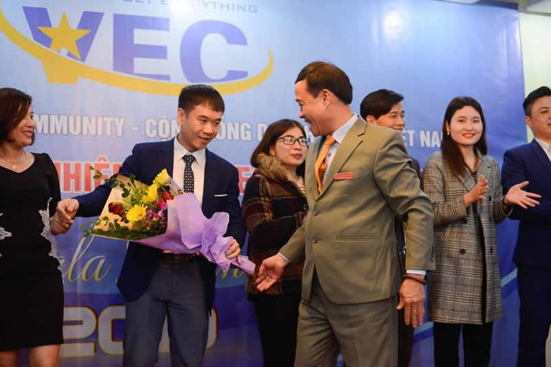 Lễ Chuyển giao nhiệm kỳ I Ban điều hành VEC Stars Group